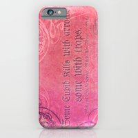 Cupid Kills - Shakespeare Love Quote - Much Ado iPhone 6 Slim Case