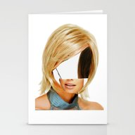 Disaster In Her Face · … Stationery Cards