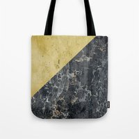 gOld slide Tote Bag