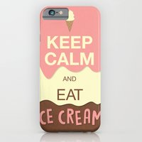 keep calm iPhone & iPod Cases featuring Keep Calm  by Graphic Tabby