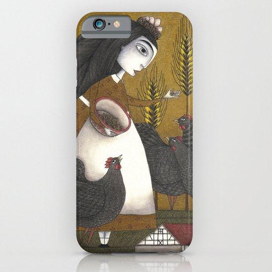 Ira's Hens iPhone & iPod Case