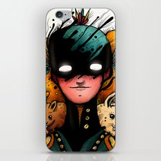 Guardians of the Woods (Color Version) iPhone & iPod Skin
