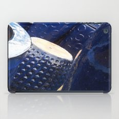 Blue Stack iPad Case