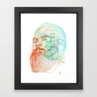 The Glorious Dead Framed Art Print
