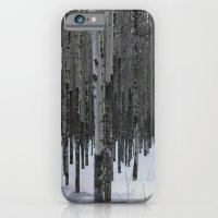 Whispering Aspen iPhone 6 Slim Case