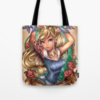 Once Upon A Dream (blue … Tote Bag