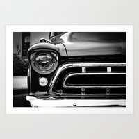 Ford Truck Art Print