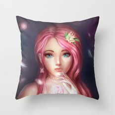 Fluttershy Throw Pillow