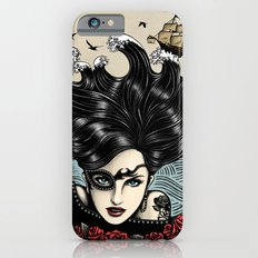 Pirate Queen (Color) iPhone 6 Slim Case