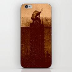 Horned God iPhone & iPod Skin