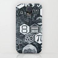 Math Class Galaxy S5 Slim Case