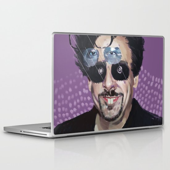 Tim Burton Laptop & iPad Skin