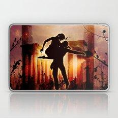 Dancing in the night Laptop & iPad Skin
