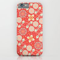 Vintage Flora iPhone 6 Slim Case