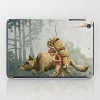 Runaways iPad Case