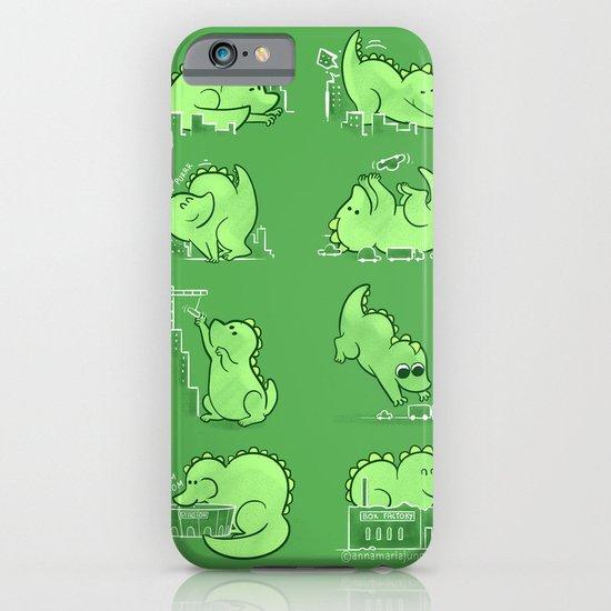 Gawwwzillawww iPhone & iPod Case