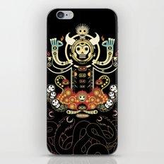 Manitou iPhone & iPod Skin