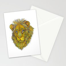 Dandy Lion Stationery Cards