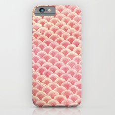 Coral Scales iPhone 6s Slim Case