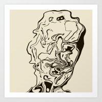 Aeffective Art Print