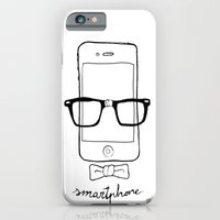 iPhone & iPod Case featuring Smartphone by Abel Fdez
