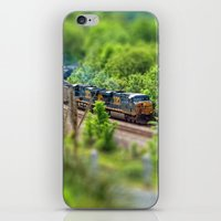 Rollin' Round the Bend iPhone & iPod Skin