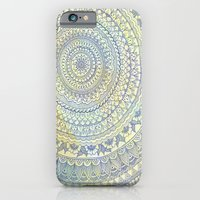 iPhone & iPod Case featuring Mandala Doodle by haleyivers