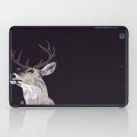 Deer (remindeer) iPad Case