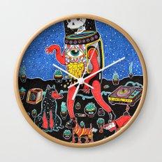 perric Wall Clock