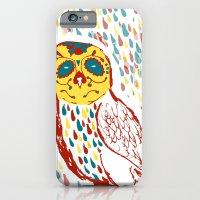 Sugar Skull Owl iPhone 6 Slim Case