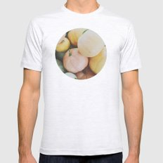 les citrouilles Mens Fitted Tee Ash Grey SMALL