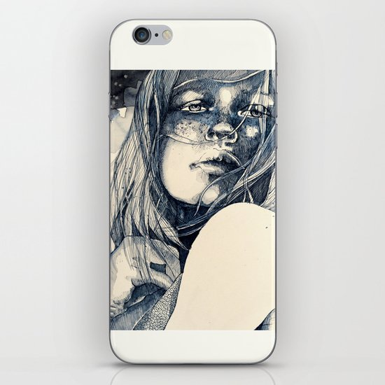 After the fall iPhone & iPod Skin