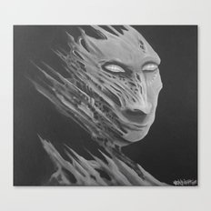 Mr Gray Canvas Print