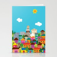 happytown Stationery Cards