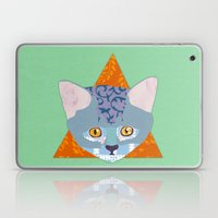 it is only a storm Laptop & iPad Skin
