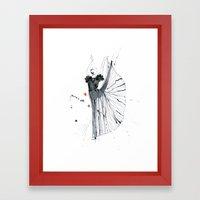 Dancer*** Framed Art Print
