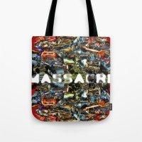 MASSACRE Tote Bag