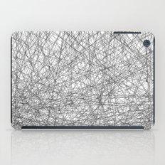 circle_lines_#1 iPad Case