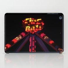 Fire Ball iPad Case