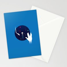 Star Tracks Stationery Cards