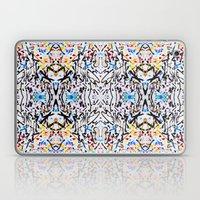 The Garden In Abstract Laptop & iPad Skin