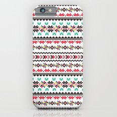 Traditional Embroidery iPhone 6 Slim Case