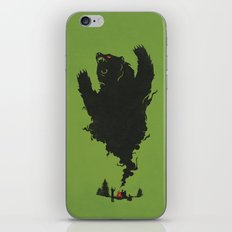 .. and There was Fire in its Eyes iPhone & iPod Skin