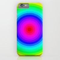Rainbow Circle iPhone 6 Slim Case