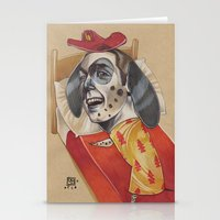 FIRE MARSHALL Stationery Cards
