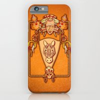 African Shield Pattern iPhone 6 Slim Case