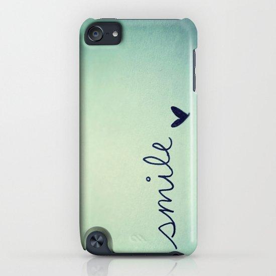 s  m  i  l  e  iPhone & iPod Case