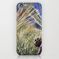 iPhone & iPod Case featuring Pine by Gean Shanks