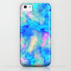 Electrify Ice Blue iPhone 5c Slim Case