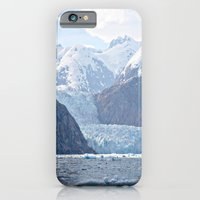 iPhone & iPod Case featuring Glacier View by Barbara Gordon Photography